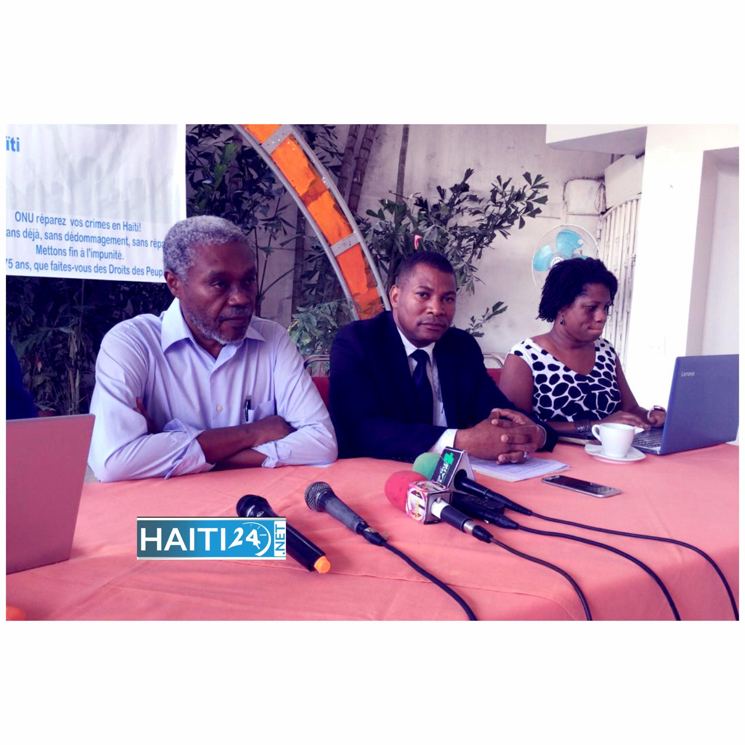Abus sexuel : Plus de 2 mille enfants abandonnés en Haïti par les casques bleus, dénonce la PAPDA
