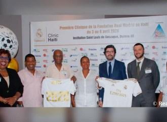 Sport : Pour la première fois, un club espagnol lance un programme de football en Haïti