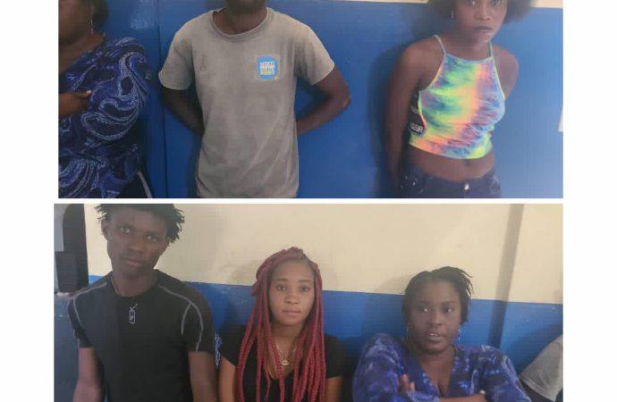 Gonaïves : des kidnappeurs aux ordres des autorités policières et judiciaires