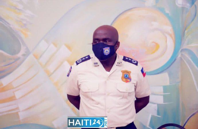 Sécurité : Le nouveau Directeur général, Léon Charles, passe ses premiers ordres aux agents de la PNH