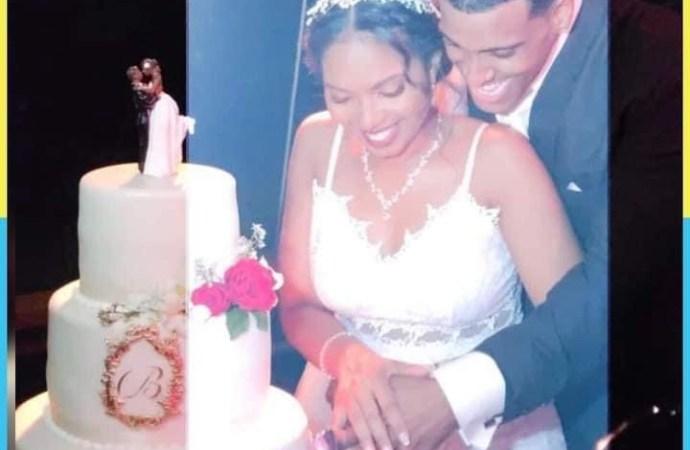 Le chanteur MikaBen désormais marié à Vanessa Fanfan