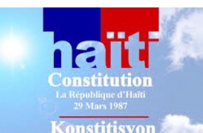 Réforme constitutionnelle en Haïti : la presse française dit «OUI»