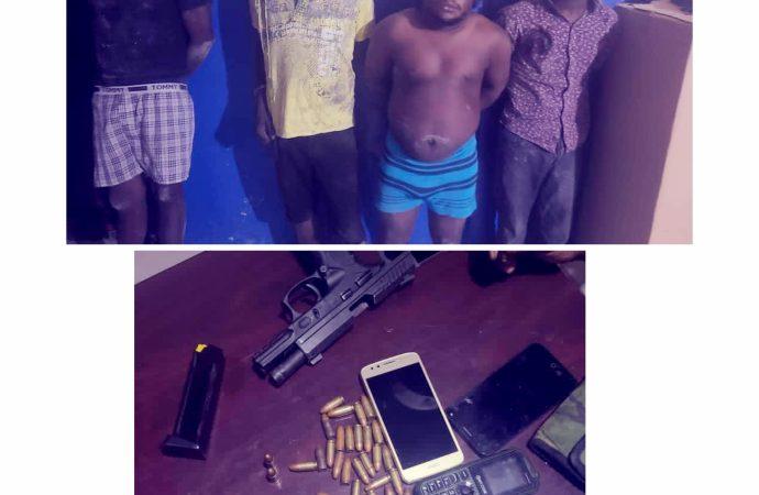 Kidnapping aux Gonaïves : 4 suspects arrêtés et un mort dans une intervention policière
