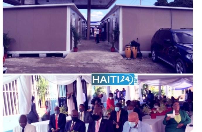 Le nouveau local administratif du SEMANAH inauguré