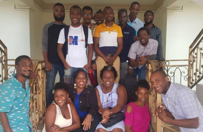 Un nouveau comité à la tête de l'Association Haïtienne de Journalistes Économiques pour le Développement Durable