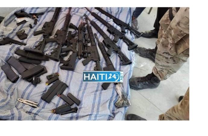 Saisie d'armes au Port Lafito : les responsables renouvellent leur souci de collaboration