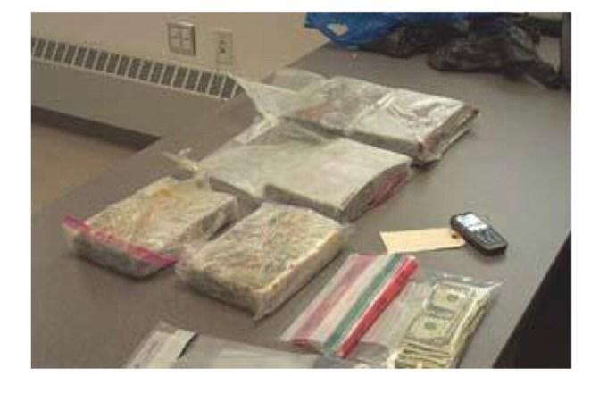Île-à-Vaches-Opération policière : 7 arrestations, 3 kilos de Cocaïne et une importante somme d'argent saisis