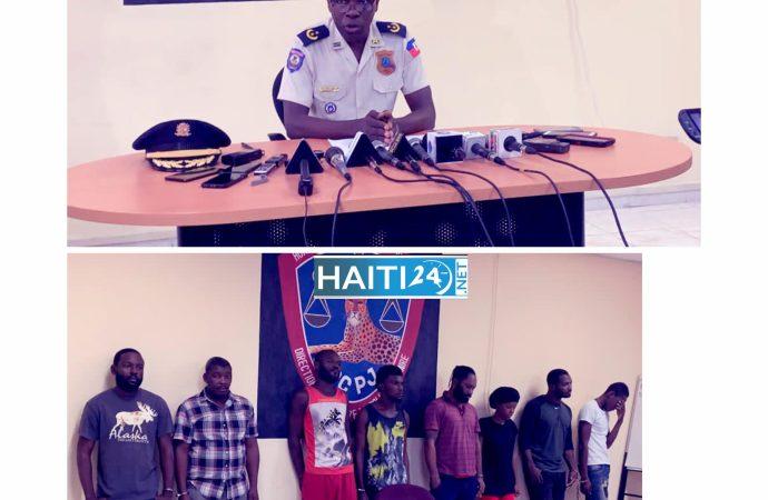 Sécurité-Bilan : 53 interpellations, 7 armes à feu et 71 munitions saisies