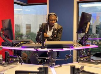 Guy Wewe Radio dit au revoir à Visa FM !