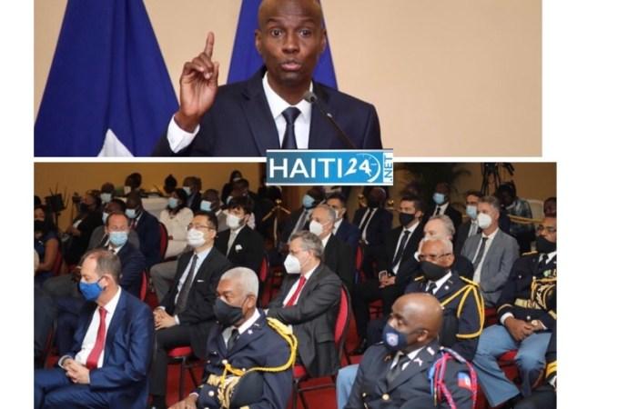 Élections, nouvelle constitution et énergie électrique, Jovenel Moïse dévoile son plan pour 2021