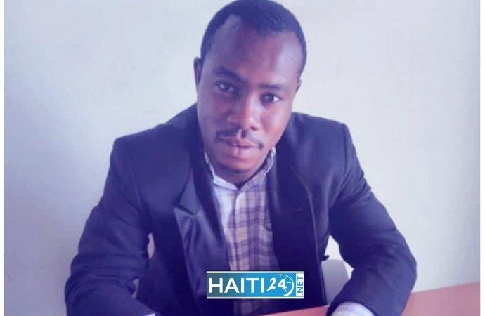 Bas-Limbé : Objet de nombreuses critiques, Louberson Benjamin dit « Ti Youri » démissionne de son poste