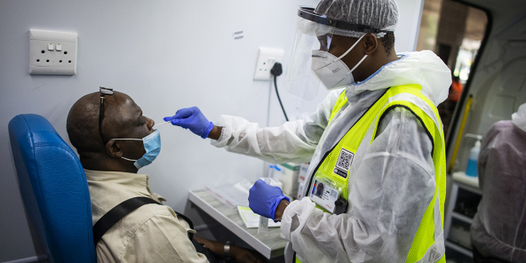 Covid-19 : le MSPP confirme 201 nouveaux cas, un décès supplémentaire
