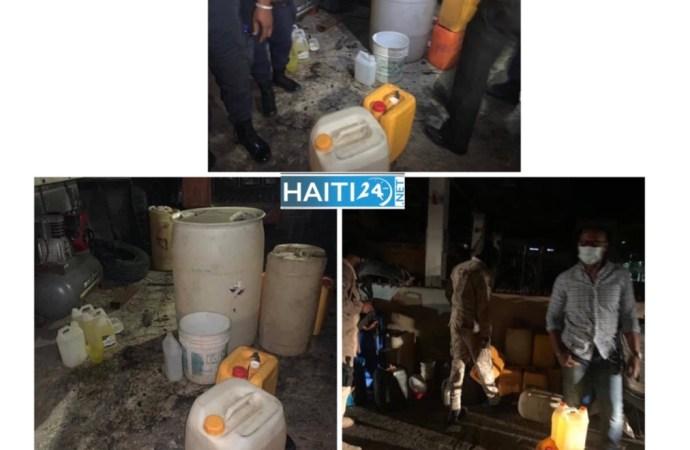 Crise de carburant : La délégation départementale de l'Ouest lance l'opération «sezi galon gaz»