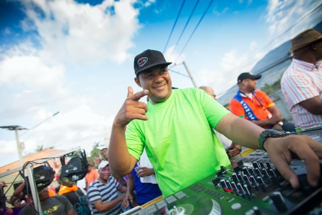 Coronavirus-Culture : DJ Fanfan annonce son retrait des festivités pré-carnavalesques