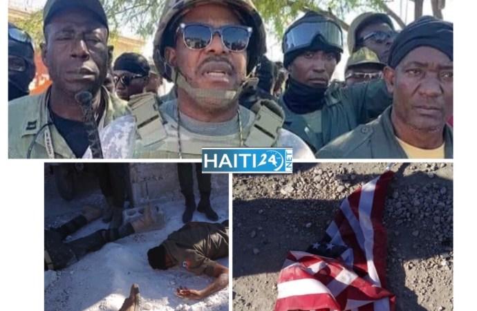 """Affrontements : 3 hommes se réclamant de """"l'armée de terre"""" tués par la police, 3 autres blessés"""