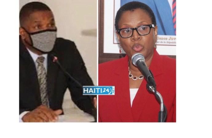 Que font Nicole Yolette Altidor et Tacite Toussaint au sein du gouvernement?