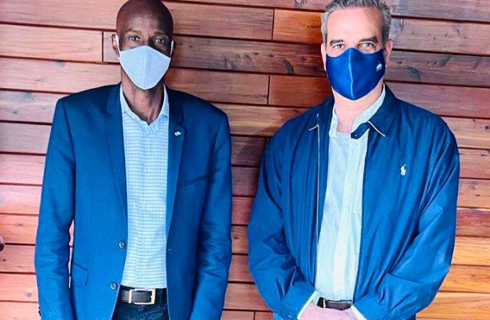 Haïti-République Dominicaine : Fructueuse rencontre entre Jovenel Moïse et Luis Abinader