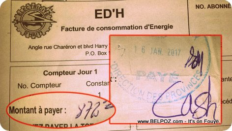 Non disponibilité des bordereaux : L'ED'H évoque des problèmes techniques