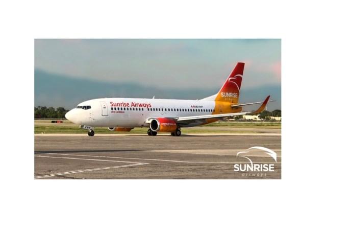 La compagnie aérienne Sunrise annonce une nouvelle liaison entre Port-au-Prince et les Cayes