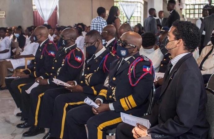 Double langage au sein de la PNH : Les agents de l'UDMO invités à une messe symbolique à la mémoire de Jean Daniel Michel