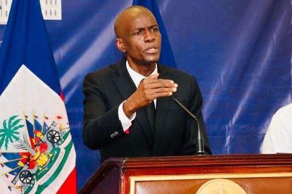 « La constitution de 1987 a fait son temps », tranche Jovenel Moïse