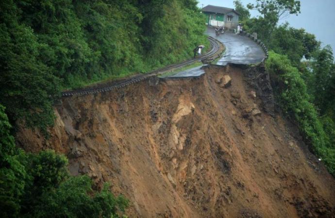 L'Unité hydrométéorologique lance un avis d'inondation, de glissement de terrain et d'éboulement sur tout le territoire