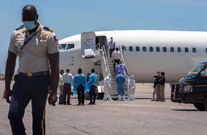 Plusieurs Haïtiens en quête d'asile déportés par le gouvernement américain