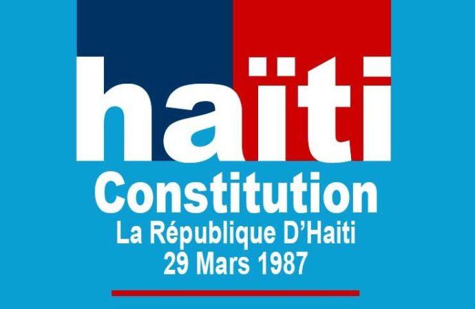 Changement de constitution : Le processus n'est pas suffisamment inclusif, selon BINUH