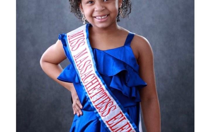 Miss Elementary America Pageant : Fahenlly Claire Argant brille de mille feux !