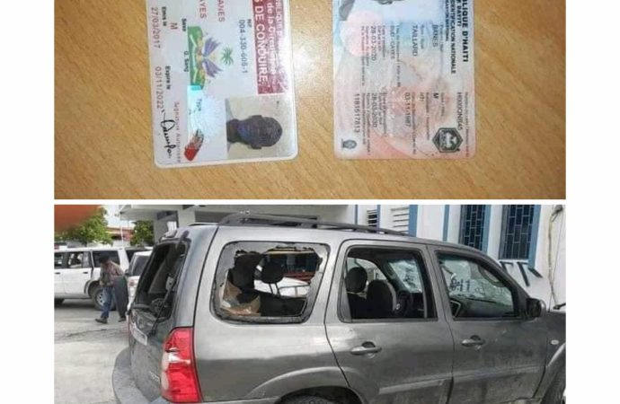 Kidnaping : Un présumé kidnappeur arrêté Aux Cayes
