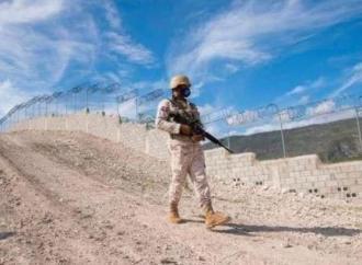 Construction d'un mur entre Haïti et la République dominicaine : Les travaux avancent bon train