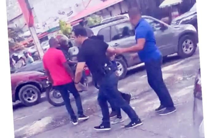 Conflit famillial : une Dominicaine et un Haïtien arrêtés à Pétion-Ville
