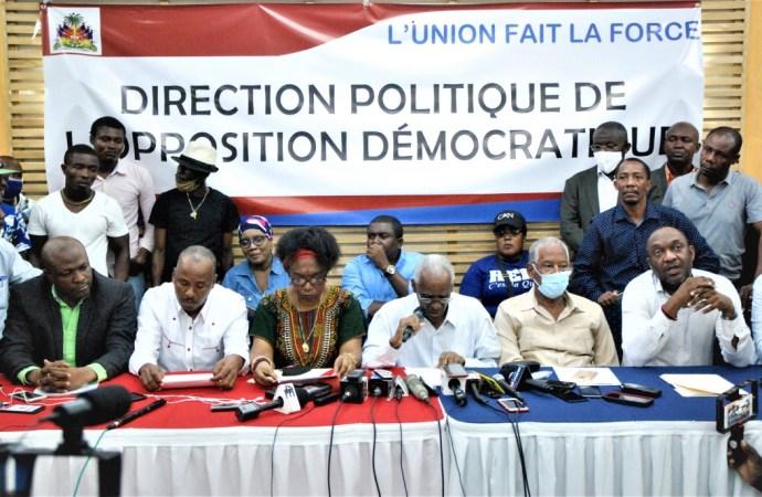 Rupture des liens entre le SDP et la DIRPOD !
