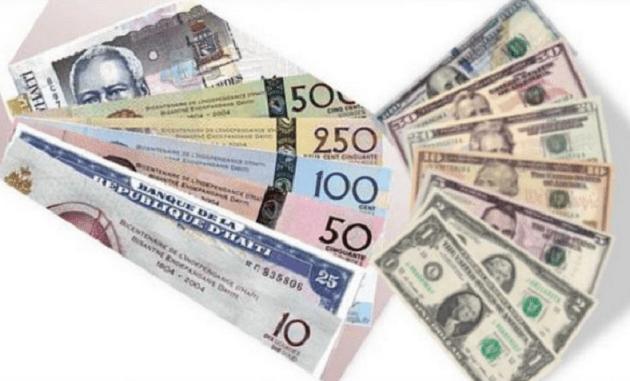 Taux de référence : la BRH affiche 89,59 gourdes pour un dollar US