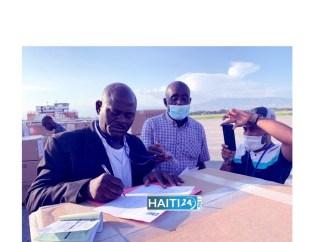 Élections : Le CEP reçoit une première cargaison de matériels non-sensibles