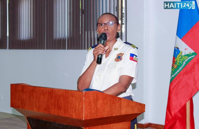 « Du 1er avril au 5 mai la PNH a effectué 115 arrestations », selon Marie Michelle Verrier