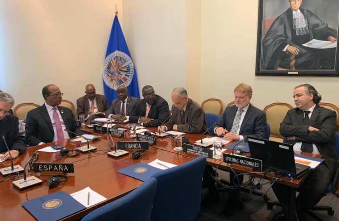 La mission de l'OEA attendue ce mardi en Haïti