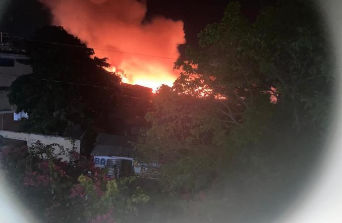 Incendie à Delmas 41 : Un bébé de 7 mois tué, plusieurs maisonnettes parties en fumée
