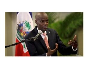 Référendum : Jovenel Moïse invite la population à faire le débat autour de la 2e version de l'avant-projet de Constitution