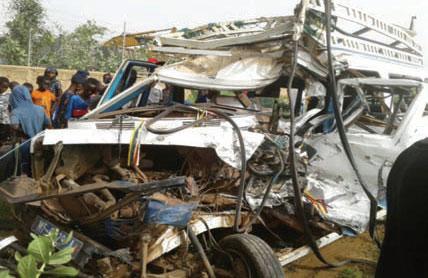 90 victimes dans 24 accidents de circulation enregistrées en une semaine