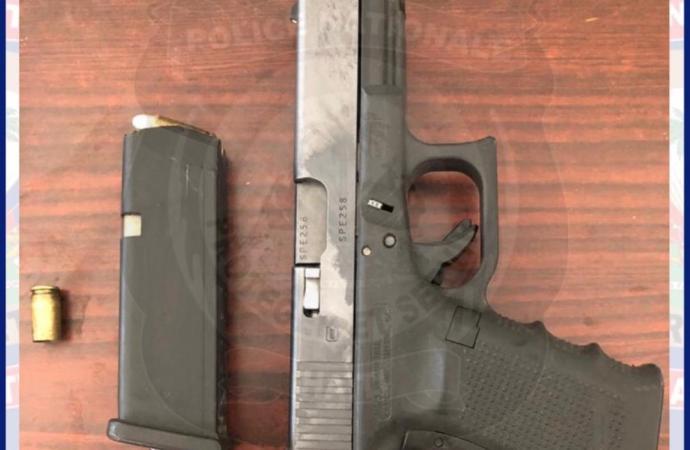 Un présumé bandit tué, une arme à feu et un véhicule confisqués par la PNH