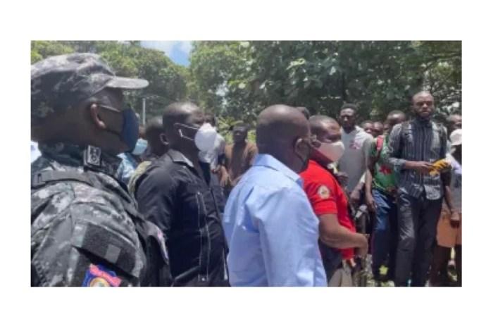 Les 21 policiers présents le jour de l'assassinat de Jovenel Moïse entendus par la DCPJ