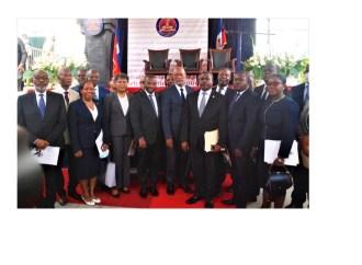 Nouveau cabinet ministériel : symbole d'un nouvel échec?