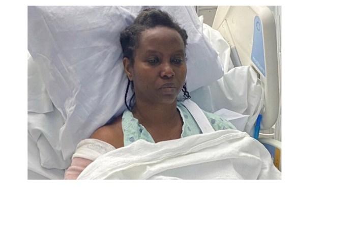 Martine Moïse laissera l'hôpital, ce vendredi, pour participer aux funérailles de Jovenel Moïse