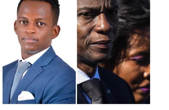 « Jovenel Moïse était entouré de traitre », selon son fils aîné