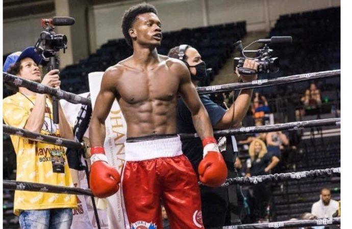 Sport-Boxe : Darrelle Valsaint Jr, qualifié pour les quarts de finale des JO