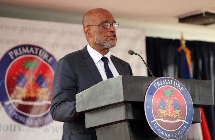 Installé dans ses fonctions, Ariel Henry promet un climat sécuritaire propice à la tenue des élections