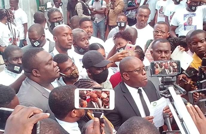 « La résidence privée de Jovenel Moïse doit être patrimonialisée », exige PLANSPA dans une requête