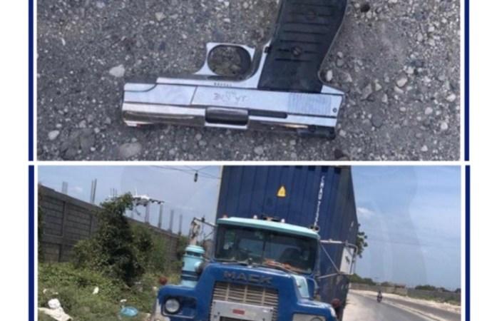 Sécurité-Cité-Soleil : Deux présumés bandits tués par la police