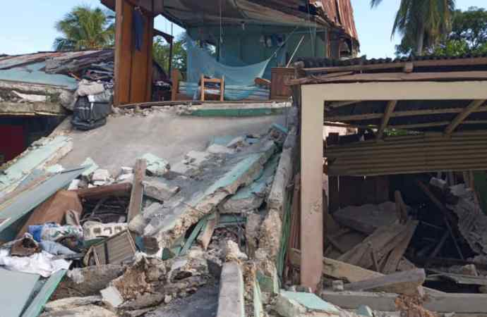 Séisme en Haïti : le bilan partiel s'alourdit, 724 morts, 2 mille 800 blessés